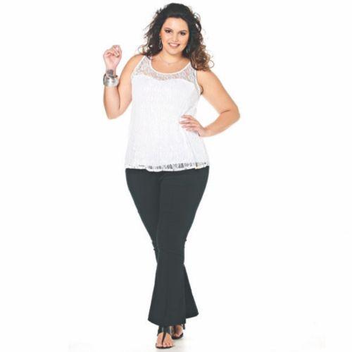 Modelos de Blusas Plus Size