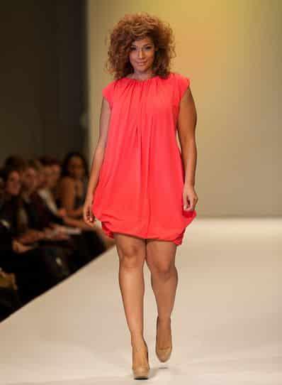 Os looks primavera-verão moda GG 2014 estão tão charmosos quanto os looks para as magérrimas (Foto: Divulgação)