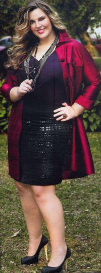 É fácil disfarçar as gordurinhas, basta apostar nas peças de roupas certas (Foto: Divulgação)