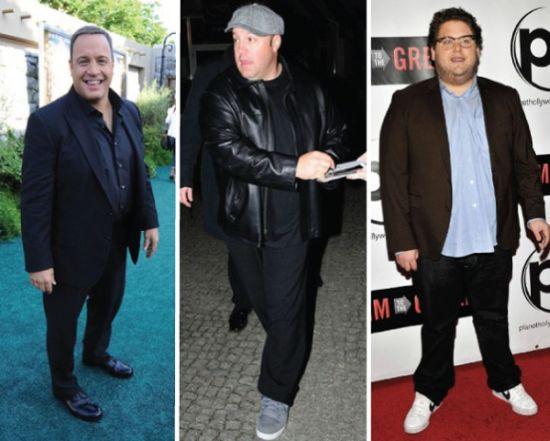 As dicas de moda para homens gordinhos podem sim, seguir as mesmas dicas utilizadas para mulheres plus size (Foto: Divulgação)