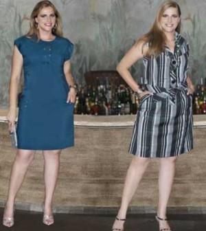 Modelos de Vestidos que Emagrecem  71
