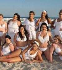Moda Plus Size para o Verão 2015