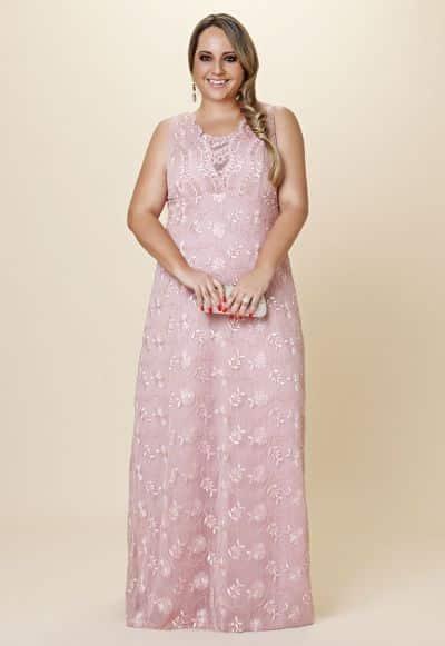 Vestidos Plus Size para Madrinhas de Casamento