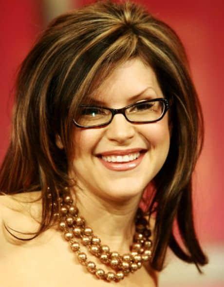 ec562827a Os modelos de óculos de grau para gordinhas devem ser escolhidos com  cuidado (Foto: nydailynews.com)
