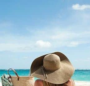 Modelos de Chapéus de Praia para Gordinhas a6d59e488f7