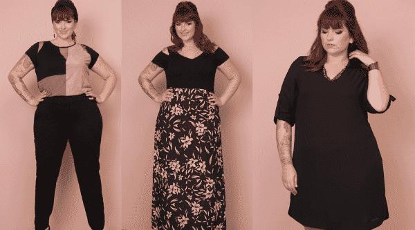 175242deb Roupas Estilosas Plus Size - Moda Feminina