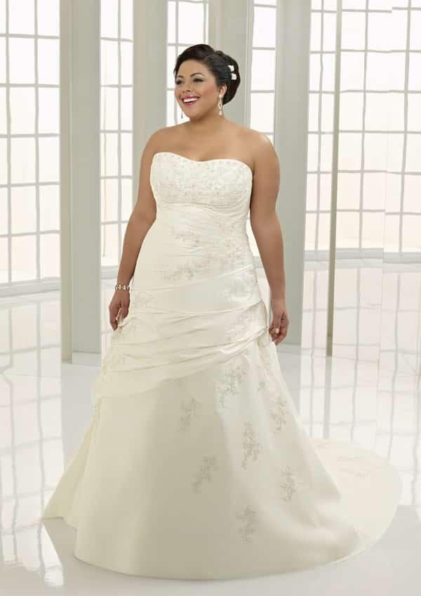 Dicas De Vestidos De Noiva Para Gordinhas Baixinhas