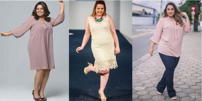 bbd4677493 E aí gostou das dicas de moda Outono Inverno 2017 Plus Size  Então