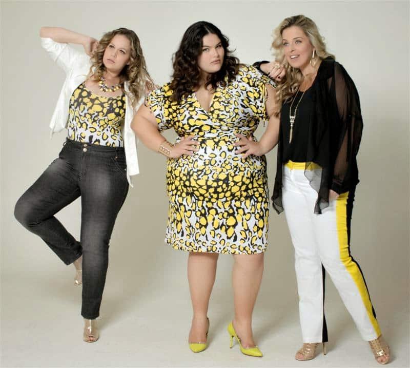 44a128a7fd Lojas plus size online oferecem uma grande variedade de roupas (Foto   Vestidos Plus Size)