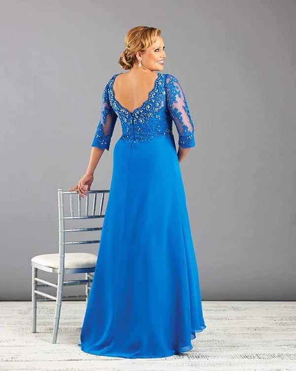 vestido de casamento com decote
