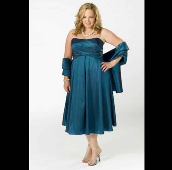 vestido de casamento de seda