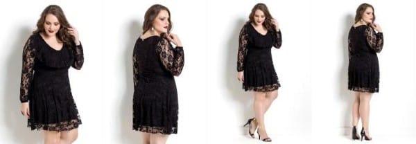 vestido-de-renda-preto-curto-plus-size