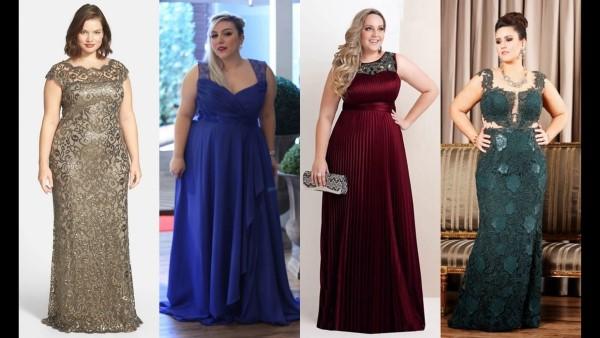 vestidos para gordinhas