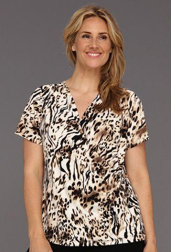 Saber escolher o decote ideal para a moda plus size é um trunfo que todas as mulheres gordinhas deveriam saber manejar (Foto: Divulgação)