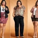 roupas para mulheres baixas moderna