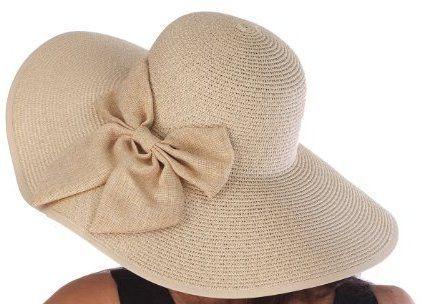 Modelos de Chapéus de Praia para Gordinhas 3 - Plus Size com Estilo fc2c90458e8