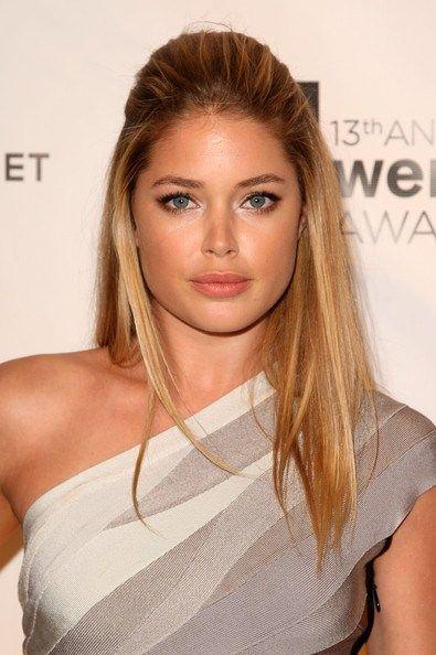 Invista em penteados que afinam o rosto para valorizar os seus traços (Foto: pinterest.com)