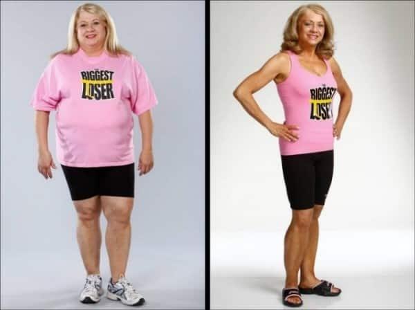 Gordas que Emagreceram (30 Fotos antes e depois)