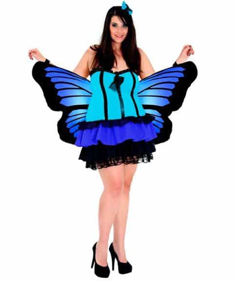 fantasia borboleta gg