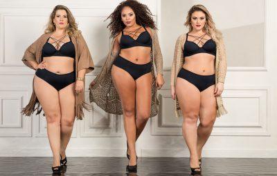 moda íntima plus size 2017