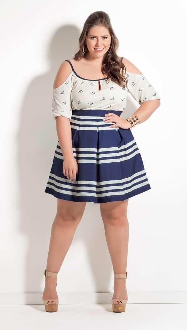 moda plus size brasil