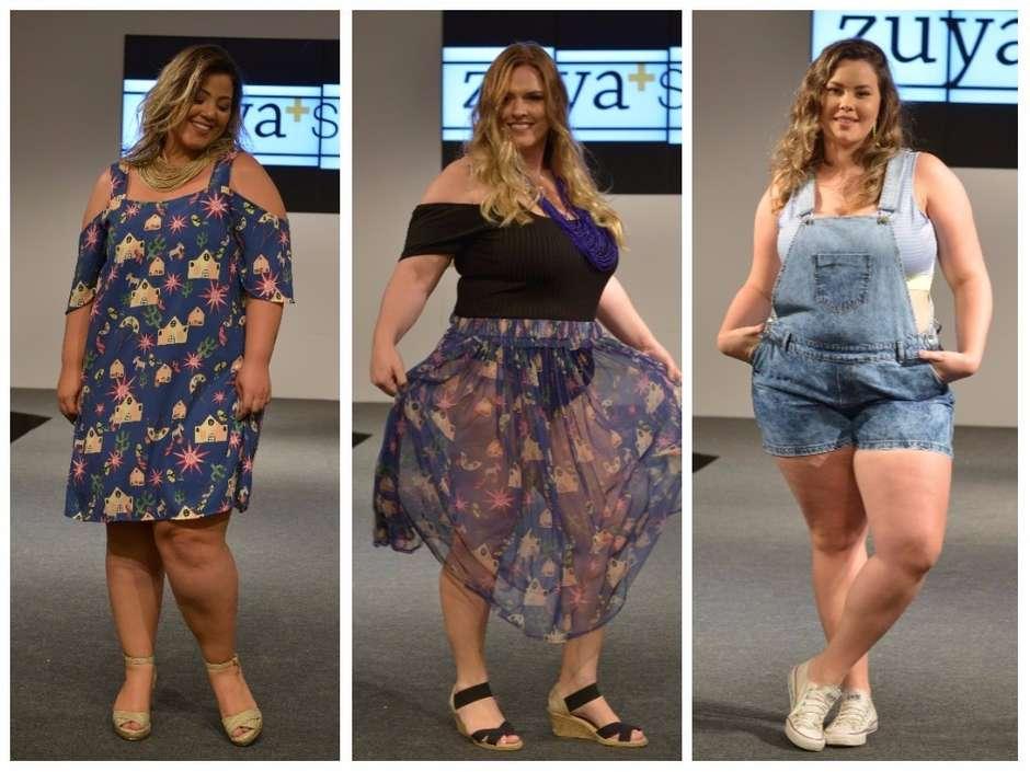 vestidos plus size para o verão