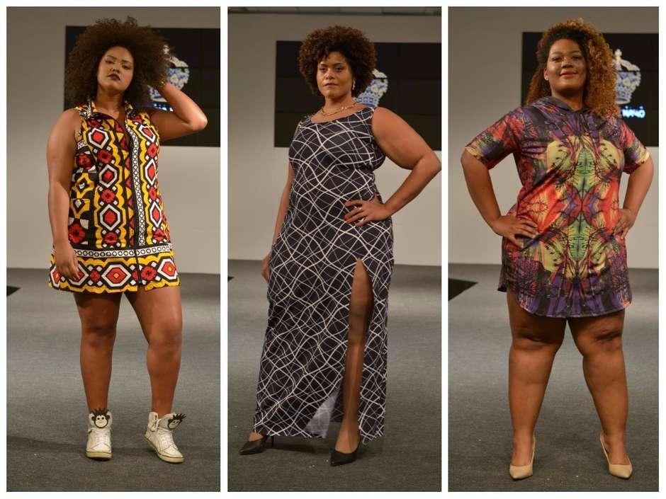 moda plus size para o verão