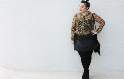look de festa plus size