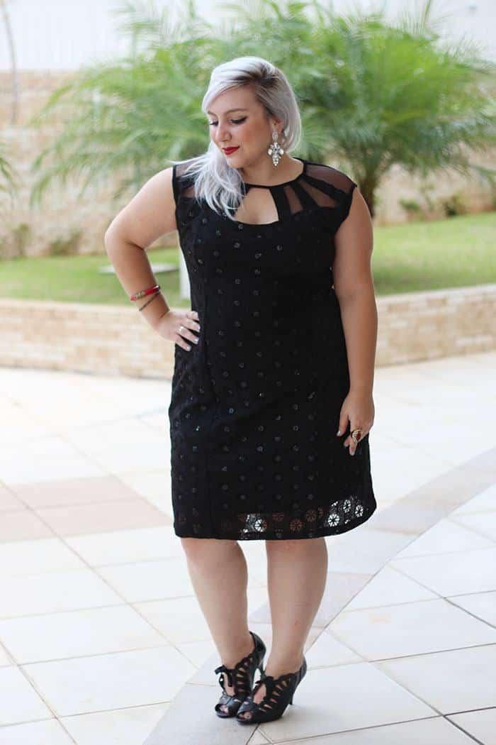 vestidos plus size festa casamento