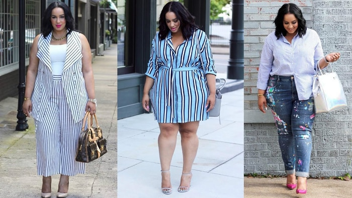 look plus size descolado