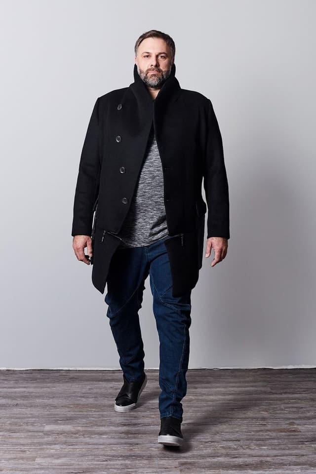 look masculino inverno