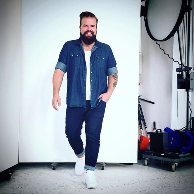 look masculino jeans