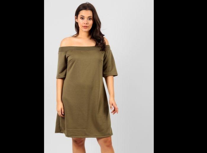 look plus size vestido solto