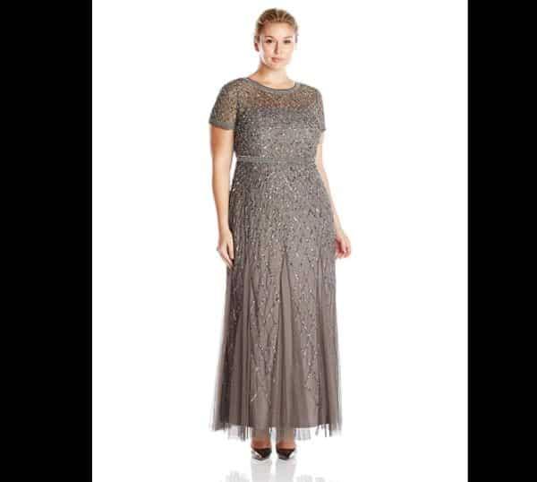 vestido de casamento mangas curtas