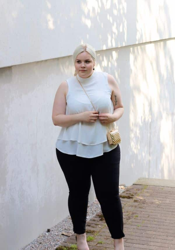 moda casual plus size